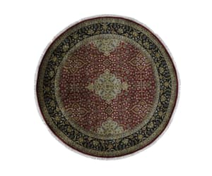 oriental rugs, round rugs, and wool rugs image