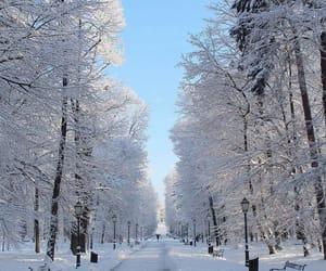 Croatia, snow, and travel image