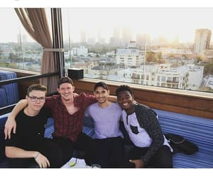 life, friends, and dexter darden image