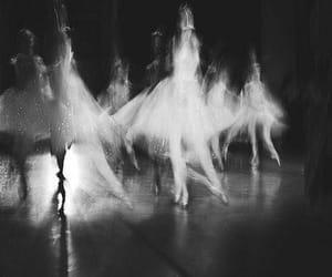 ballerina, vintage, and ballet image