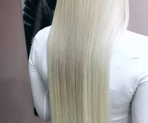 blonde, longhair, and perfect image