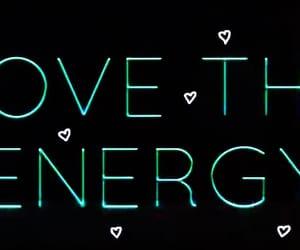 energy, neon lights, and sean paul image
