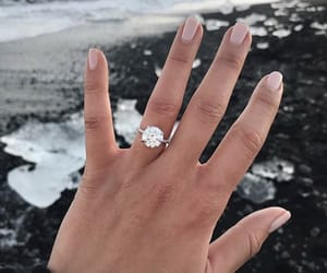 beach, diamond, and luxury image