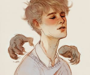 harry potter, wolf, and remus lupin image