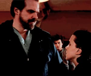 gif, eleven, and stranger things image