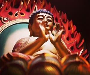 beauty and Buddha image
