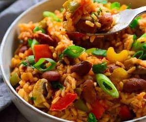 food, recipe, and vegan image