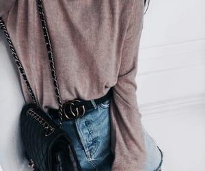 bag, idea, and simple image