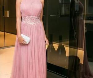 dress, fashion, and formal dress image