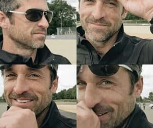 eyes, lovely, and patrick dempsey image