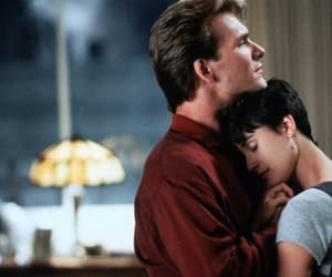 ghost, patrick swayze, and love image