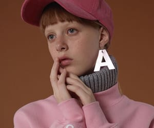 aesthetic and model image