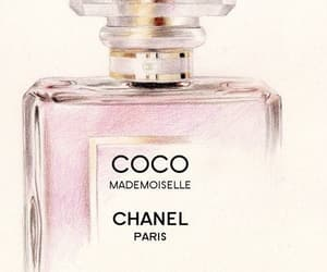 coco chanel, drawing, and paris image