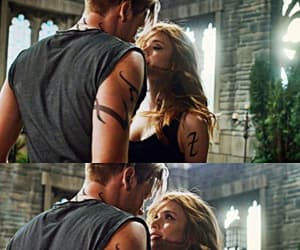 clace, jace herondale, and clary fairchild image
