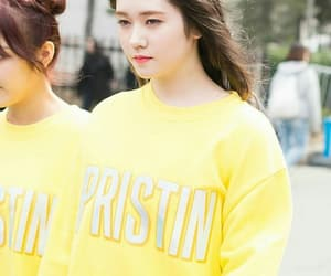 asian, nayoung, and pristin image