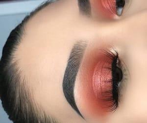 beauty, glitter, and eye shadow image