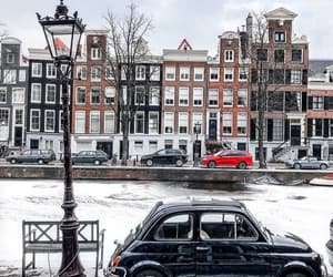 amsterdam, nature, and travel image