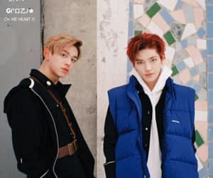 kpop, lucas, and taeyong image