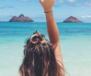 beach, praia, and good vibes image