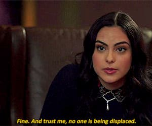 riverdale, veronica lodge, and gif image