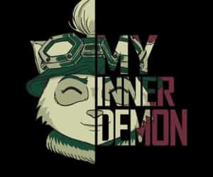 league of legends and teemo image