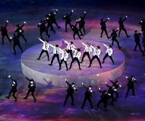 exo and olympics image