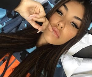 layout, madison beer, and girl girly lady image
