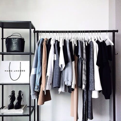 article, closet, and fashion image