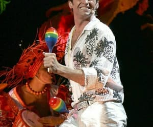 hugh jackman, peter allen, and the boy from oz image
