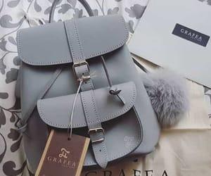 backpack, fashion, and luxury image