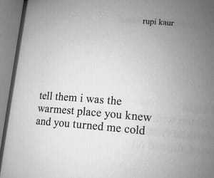 quotes, cold, and broken image