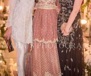 dress, wedding, and muslim image