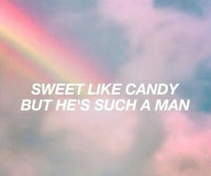 quotes, rainbow, and aesthetic image