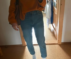 comfy, girlsjustwannahavefun, and jeans image