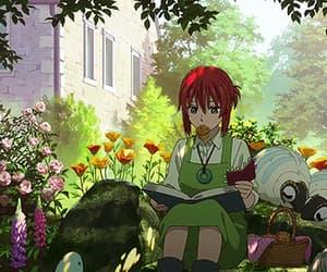 anime, manga, and read image