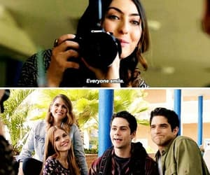 smile, teen wolf, and tw image