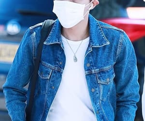 airport, kpop, and style image