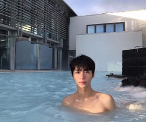 aesthetic, pool, and ulzzang image