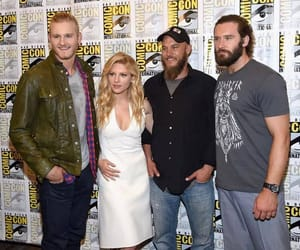 alexander, bjorn, and lagertha image