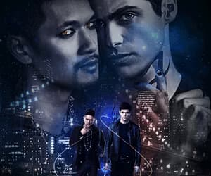 alec, maleç, and shadowhunters image