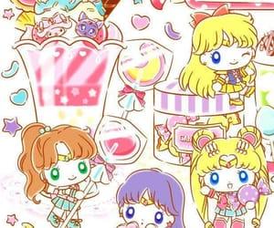 anime, manga, and sailormoon image