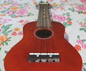 chord, instrument, and ukulele image