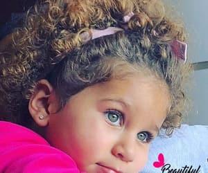 baby, beautiful, and kid image