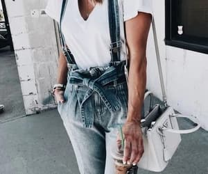 fashion, denim, and jeans image