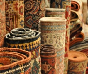 culture, art, and carpet image