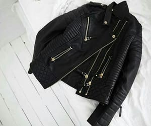 black and jacket image