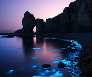 nature, blue, and ocean image
