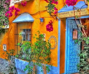 spain and colors image
