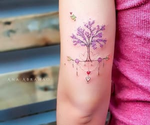 body art, tattoo, and inked image