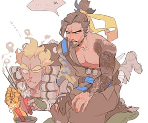 cute, hanzo, and overwatch image
